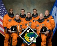 STS-122 Official NASA Crew Portrait